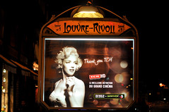 Marilyn still popular in Paris (jmvnoos in Paris) Tags: cinema paris france marilyn ads movie underground subway advertising stars star pub nikon baker metro louvre films marilynmonroe mtro ad explore monroe 100views movies 400views 300views 200views 500views norma pubs tcm publicit rivoli jeane 800views 600views 700views 1000views cinma d300 vedettes vedette 15faves mortenson publicits 900views 5faves louvrerivoli 10faves 20faves explored seeninexplore normajeanemortenson normajeanebaker jmvnoos 10favesext 15favesext 5favesext