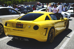Corvette C16 Callaway [04.29.12] (Andrew H Wagner | AHWagner Photo) Tags: auto car 35mm canon eos dof bokeh f14 automotive 7d callaway corvette c16 35l f14l