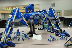DSC_0112 (blamos86) Tags: fiction oregon portland lego bricks science convention fi cascade con sci 2012