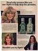 Ad - Agree Shampoo & Conditioner 1978 (Eudaemonius) Tags: hair recipe misc ad shampoo 70s 1978 recipes 1970s 2012 conditioner agree eudaemonius bluemarblebountycom 20120607