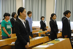 (KeiwaCollege) Tags: college japan classroom  niigata  career shibata      keiwa      keiwacollege