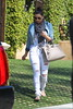 Sack the Stylist Kim Kardashian seen leaving her home Los Angeles, California