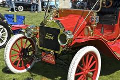1912 Ford T Touring, Palo Alto Concours D'Elegance, Palo Alto, California (Son-of-a-Beach (aka John Beach)) Tags: 2003 ford beach t nikon d70 son 1912 d200 concours palo alto touring hillsborough delegance myrtlest
