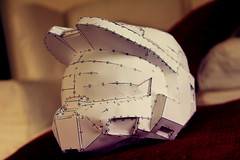 Halo Mk VI Helmet (DarksideDesigns) Tags: