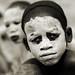 Ethiopia Tribes, Black & White