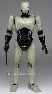 NECA - Night Fighter Robocop 機器戰警夜光吊卡玩偶