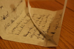 April 9 - Quill Writing