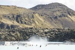 Steam of the Blue Lagoon