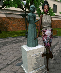ANOTHER STYLE DAY/ MOLICHINO (apploniacriss) Tags: pda damselfly celoe deetalez vive9 glamaffair molichino