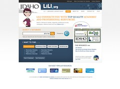 lili.org (ben.bibikov) Tags: site library idaho boise website online government lili novelist resource academic resources ebsco learningexpress aarc idahostate heritagequest onlineyourlibrary liliorg onlineatyourlibrary