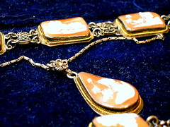 Cameo Suite (theappraiserlady) Tags: jewelry cameo jewels midcentury cameos joyas vintagejewelry theappraiserlady cameodaysoftheweekbracelet
