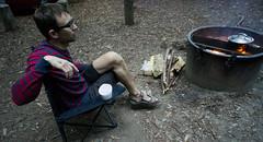 (Sepist) Tags: california camping cooking fire unitedstates bigsur pot kettle campfire northamerica preserve saucepan kitchenware pfeifferbigsurstatepark