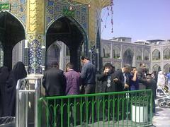 smaeil talaei (majidcha) Tags: reza mashhad  emam    ziyarat
