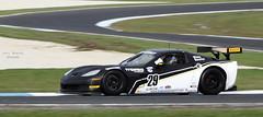 Corvette Z06 GT3R. (P S H Morgan) Tags: cars chevrolet car race canon island championship australian fast sigma australia victoria racing phillip gt corvette gippsland z06 500d 50500mm gt3r worldcars