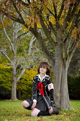 (yeshayden) Tags: autumn cosplay  vampireknight  yukicross