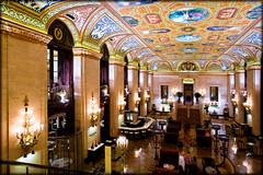 The Palmer House (Jeff_B.) Tags: chicago hotel illinois loop hilton grand palmer palace lobby palmerhouse