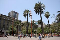 Plaza de Armas, Santiago de Chile (sensaos) Tags: chile travel santiago america de chili south capital 2012 zuid viajar amrika sensaos