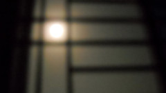 Moon Bokeh..... (Shaer Ahmed) Tags: moon macro fullmoon moonlitnight moonthroughthewindow moonandthegrill exceptionalmacro