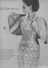 Saks Fifth Avenue 1965 (moogirl2) Tags: vintage mod retro vogue 1960s saksfifthavenue 1965 vintageads 60sfashion vintagevogue