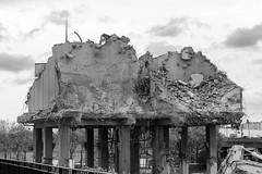 Demolition in progress (mahtieuc) Tags: paris france ledefrance fr paris13