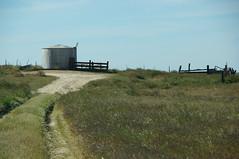 Rest Stop (nedlugr) Tags: california ca usa fence tank fences dirtroad grassland watertank carrizoplain carrizoplainnationalmonument omot