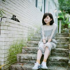 () Tags: light portrait 120 6x6 tlr rolleiflex zeiss zoe square bokeh taiwan carl fujifilm taipei   vvg pro400h 28e