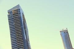 Condos Rising (wyliepoon) Tags: street tower skyscraper 5 five stjoseph yonge condos condominium downtowntoronto oneblooreast