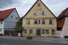2016 Kunigundenweg/Old house (*Tom68*) Tags: germany bayern deutschland bavaria outdoor franconia franken wandern mittelfranken pilgerweg pilgern kunigundenweg