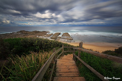 0S1A8175 (Steve Daggar) Tags: lighthouse seascape storm surf waves moody dramatic wave australia coastline norahhead soldiersbeach