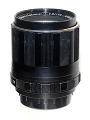 Super Taklumar 105mm,008 (Ebanator) Tags: asahi pentax m42 telephotolens asahipentax screwmount supertakumar 105mmf28 10528 portraitlens