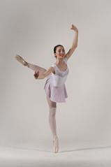Greeting Pointe (Narratography by APJ) Tags: portrait ballet beautiful dance ballerina nj pointe apj narratography