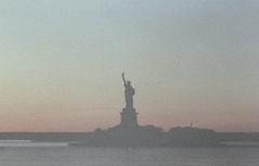 F832 (hronirheila) Tags: new york nyc newyork film 35mm liberty nikon fuji grain natura 1600 fujifilm statueofliberty grainy nikonf70 fujinatura1600 epsonperfectionv550