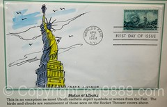 2016 World Stamp Show, Javits Convention Center, New York City (jag9889) Tags: world show nyc newyorkcity usa ny newyork art statue island unitedstates mail display stamps manhattan clinton text unitedstatesofamerica indoor landmark exhibition statueofliberty worldsfair hellskitchen 1964 libertyisland ladyliberty bartholdi missliberty javitscenter 2016 newyorkharbor newyorkworldsfair fredericaugustebartholdi javitsconventioncenter jag9889 20160604