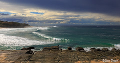 0S1A8091 (Steve Daggar) Tags: lighthouse seascape storm surf waves moody dramatic wave australia coastline norahhead soldiersbeach