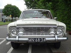 MN-68-34 1963 Ford Zodiac Amersfoort (willemalink) Tags: ford zephyr zodiac amersfoort 1963 mn6834