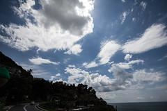 Solo Nuvole (Vincenzo Lavino Fotografia) Tags: sunset sky bw cloud love clouds landscape landscapes spring nuvole wide sunsets note cielo napoli naples 16mm ultrawide biancoenero mkii vicoequense nighth canon5dmkii canon5dmk2 canon1635f4