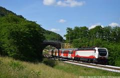 E402 171 (MattiaDeambrogio) Tags: train milano trains treno dei centrale ventimiglia treni giovi rigoroso e402b e402 succursale thell