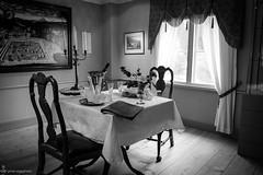 Dinner tonight (pineridgephoto) Tags: interir svartvitt