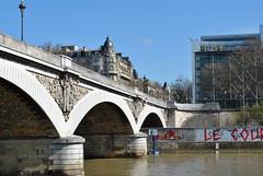 Pont d'Austerlitz (carolyngifford) Tags: bridge paris riverseine pontdausterlitz