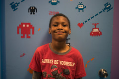 (patrickjoust) Tags: kidssafezone sandtown photographyshow photographer baltimore maryland sonya7 pentax35mmf2smctakumar 35mm full frame digital m42 universal screw mount adapter manual focus patrick joust patrickjoust kids safe zone photography show md usa us united states north america estados unidos kid boy portrait alwaysbeyourself