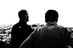 (formwandlah) Tags: street city winter light shadow urban bw white abstract black cold silhouette contrast dark photography licht blackwhite high day view darkness pentax candid great streetphotography silhouettes sunny sw gr monochrom aussicht sureal schatten ricoh kaiserslautern abstrakt thorsten prinz melancholic skurril silhouetten melancholisch formwandlah