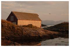 Norway - Solnedgang nr Bud (mikael.heinrichson) Tags: norway wow norge norwegen panasonic dmctz1 flickrunitedaward flickrtravelaward mikaelheinrichson