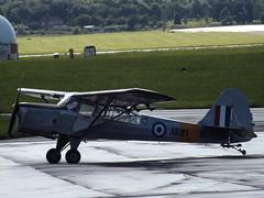 WE569 G-ASAJ Auster (Aircaft @ Gloucestershire Airport By James) Tags: james airport gloucestershire lloyds auster egbj gasaj we569