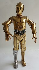 SIDESHOW C-3P0. (suki5150) Tags: ohio robot kentucky lucasfilm tomcruise r2d2 louisville droid oblivion c3po space1999 drone brianjohnson theempirestrikesback gerryanderson wonderfest r5d4 moonbasealpha eagletransporter nicktate silentrunningtribute