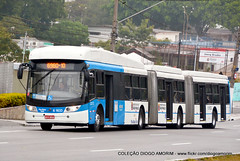 6 1633 (American Bus Pics) Tags: volvo caio biarticulado viaocidadedutra topbus