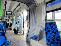 """Pesa """"Swing"""" 120NaS2, Tramwaje Szczeciskie (transport131) Tags: tram tramwaj tsz tramwaje szczeciskie szczecin zdzit pesa swing 120nas2"""