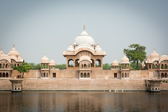 Kusum Sarovar, Mathura, India (SharmaPunit) Tags: india building heritage ancient mathura kusum sarovar