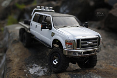 Ford F-350 6 door 6wd 15 (My Scale Passion) Tags: ford 6x6 scale rock truck bed flat micro extended rc mrc f350 crawler lifted losi 6wd 6door myscalepassion