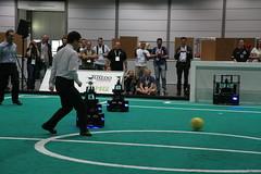 IMG_6528 (carpenoctemcassel) Tags: robots robocup middlesizeleague carpenoctemcassel robocup2016 robocupmsl robocupleipzig