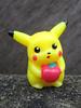 Ringo Pikachu (The Moog Image Dump) Tags: apple japan toy japanese nintendo vinyl ken pikachu pokémon ringo bandai ピカチュウ sugimori